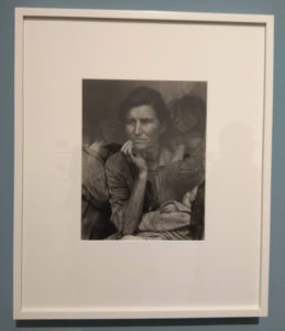 Migrant Mother - Dorothea Lange