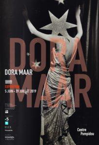 Exposition Dora Maar du 5 juin au 31 juillet 2019 au Centre Pompidou à Paris