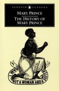 Coverbook : The History of Mary Prince by Mary Prince (Penguin Classics)